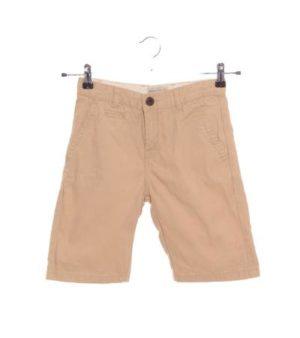 Bermudas Niño – Zara Boys en Pantalón Corto Color Beige de Segunda Mano