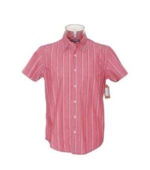 Camisa Hombre – Studio Classics en Rosa a Rayas de Segunda Mano