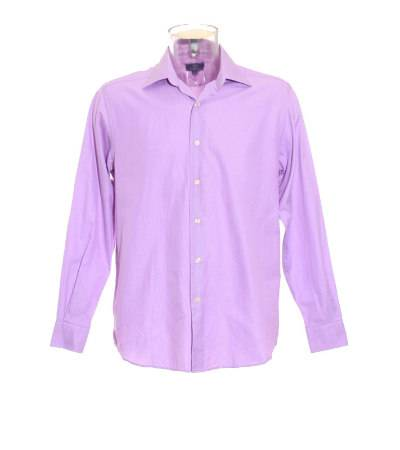 Camisa Hombre Celop Hombre en Color Berenjena de Segunda