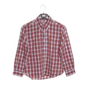 Camisa Niño – The First Outlet de Manga Larga a Cuadros de Segunda Mano