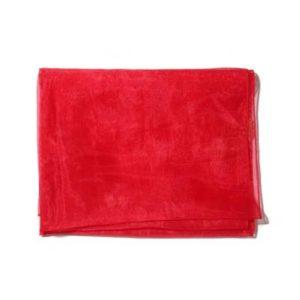 Fular Mujer en Rojo Brillante de Segunda Mano