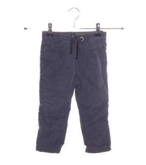 Pantalón Bebé – Zara Baby de Sport en Azul Oscuro de Segunda Mano