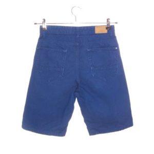 Pantalón Corto Hombre o Niño – Springfield Vaquero en Azul Añil Tipo Bermudas de Segunda Mano