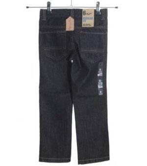 Pantalón Vaquero Niño – Kiabi en Azul Muy Oscuro de Segunda Mano
