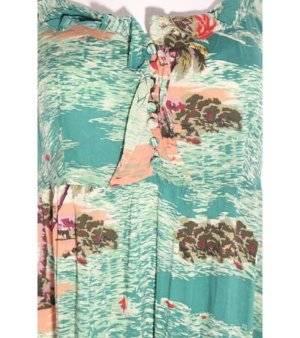 Vestido Mujer – Pimkie con Estampado Tropical de Segunda Mano