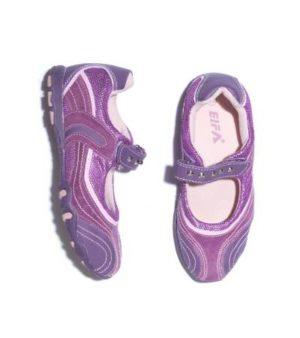 Zapatillas Mujer – Eifa en Morado de Segunda Mano
