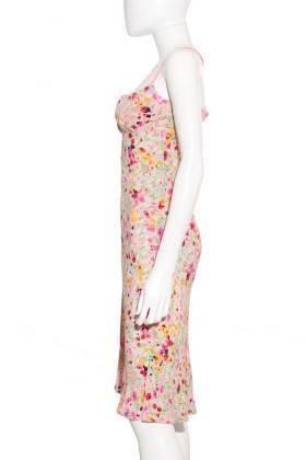 Vestido Mujer – Mango con Estampado Floral de Segunda Mano