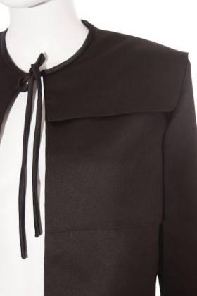 Chaqueta Mujer – Rafa Piqueras en Color Negro de Segunda Mano