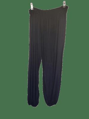 Pantalón finito azul