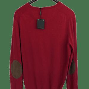 Jersey Massimo Dutti. Tejido algodón. ETIQUETA DE TIENDA